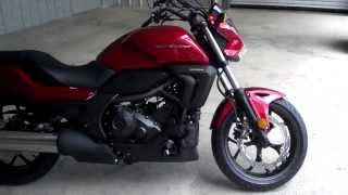9. 2014 CTX700N SALE at Honda of Chattanooga TN / CTX700N Walkaround Video / Honda Powersports Dealer