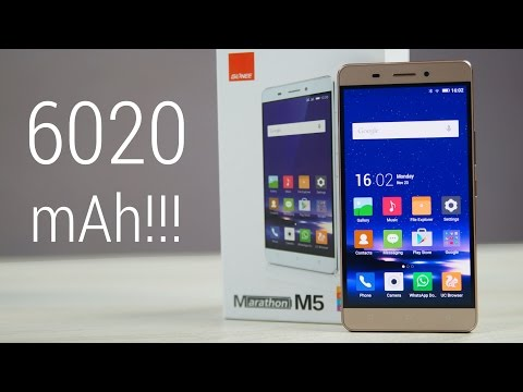 Gionee Marathon M5 - Unboxing & Hands On!
