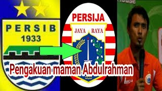 Video Maman Abdurrahman Dua Kali Dirayu Gabung Persija Saat di Persib MP3, 3GP, MP4, WEBM, AVI, FLV Agustus 2018