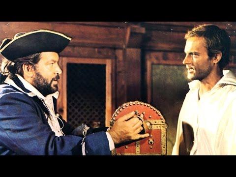 Preview Trailer Il Corsaro Nero (1970), trailer del film con Terence Hill e Bud Spencer