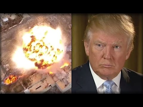 BREAKING! WE'RE AT WAR! TRUMP JUST LAUNCHED A MASSIVE STRIKE AGAINST SYRIA WW3 HAS BEGUN!!!