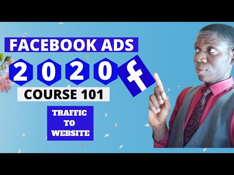 Facebook Ads 2020 (Traffic to Website)  (BEGINNER TO PROFESSIONAL GUIDE 2020)