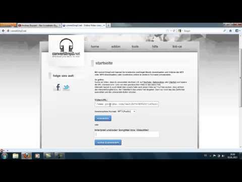kostenlos Lieder downloaden (legal)