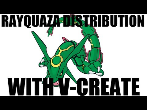 how to get v-create pokemon black