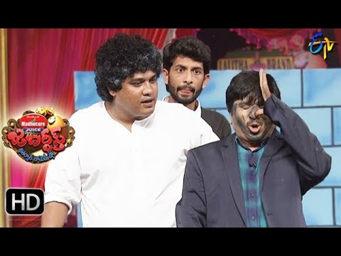 Rocket Raghava Performance | Jabardasth| 19th October 2017|