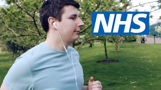 Get running with Couch to 5k! For more information visit http://www.nhs.uk/LiveWell/c25k/Pages/couch-to-5k.aspx