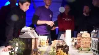 VENTURI: First Year Demo At Experimenta 2013