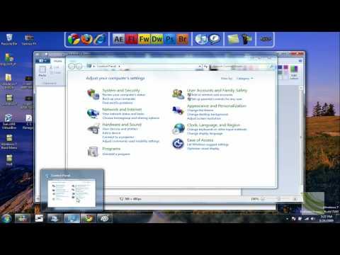 Windows 7 Review (RC 7100) Part 1