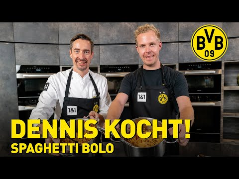 Spaghetti Bolognese with Daniel Danger | Cooking with Dennis!
