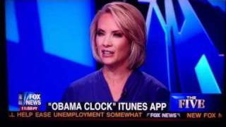 Obama Clock YouTube video