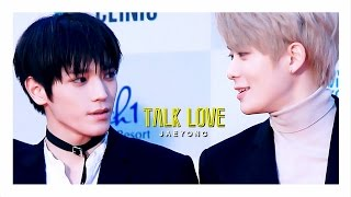 Jung Jaehyun x Lee Taeyong  TALK LOVEcredit belongs to the rightful owners of the song, photos and videos used.