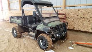 6. John Deere Diesel Gator with Power Steering Review