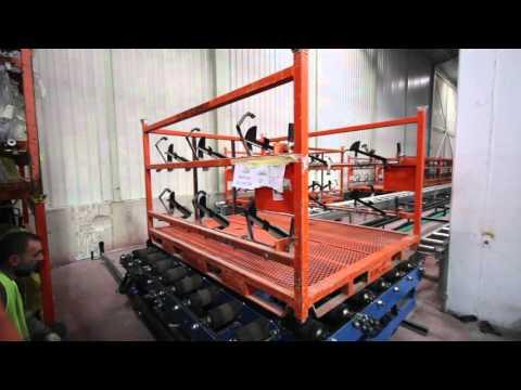 İlter Konveyör Taşıma Sistemleri