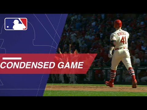 Condensed Game: SF@STL - 9/22/18