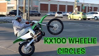 1. NEW KX100 IS CRAZY !