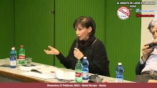 Francesca Salvador: basterebbe nazionalizzare anche una sola banca