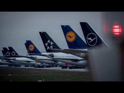 Νέα «φτερά» για τη Lufthansa – Σχέδιο διάσωσης 9 δισ. ευρώ