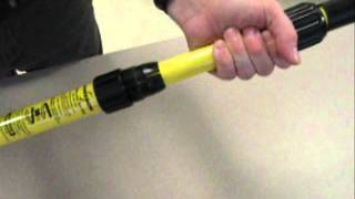 Double Lock Telescoping Pole.wmv