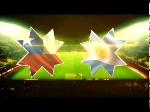 anteprima finale copa america cile - argentina