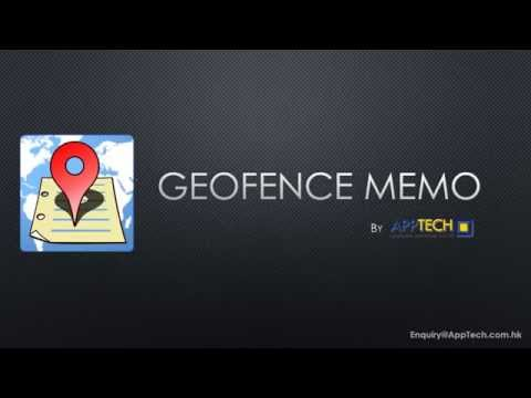 Video of Geofence Memo