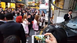 Download Lagu 160402 MAMAMOO출근 가로수길 LG G5 PlayGround カロスキル Mp3