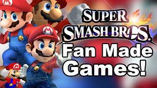 Nonton Top 3 Super Smash Bros Fan Made Games Film Subtitle Indonesia Streaming Movie Download