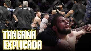 Video ¡EXPLICADO! La batalla campal de McGregor y Khabib MP3, 3GP, MP4, WEBM, AVI, FLV Februari 2019