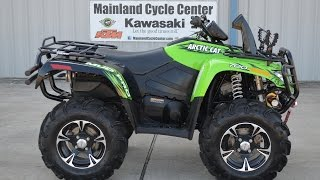 7. $7,999:  For Sale Pre Owned 2013 Arctic Cat 700 MudPro LTD