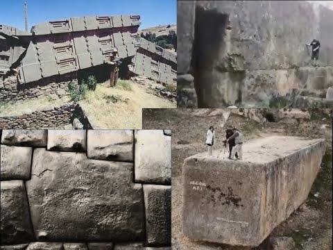 le incredibili costruzioni nella storia antica