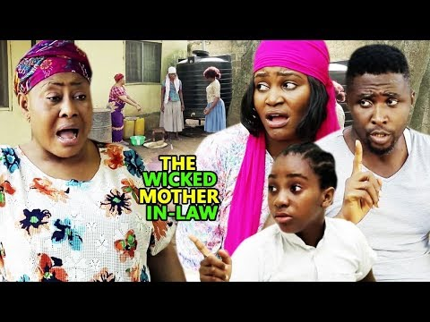 The Wicked Mother In-Law 1&2 - Chizzy Alichi 2018 Newest/Latest Nigerian Movie/African Movie Full HD