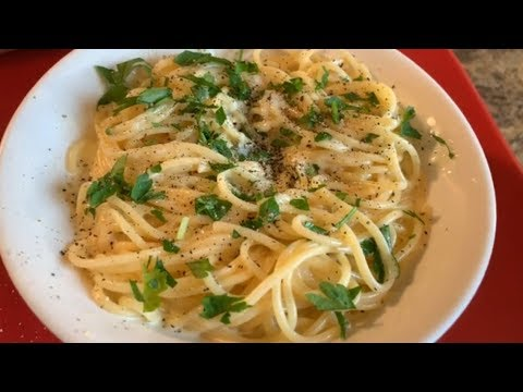 How To Make Creamy Cheese Spaghetti