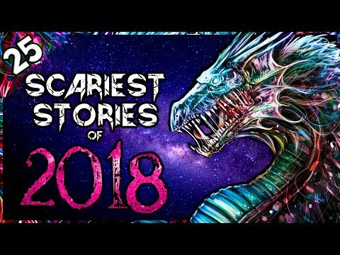 Top 25 True HORROR Stories Of 2018 [MP3 DOWNLOAD] | Darkness Prevails