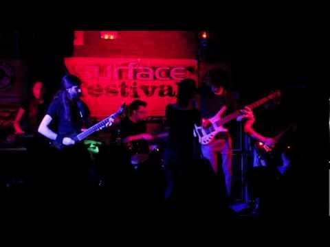 Pareidolian - Live Surface 2012 sala Ovella Negra