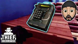 I MADE A BOMB!! | Thief Simulator #34