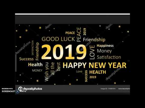 Happy quotes - (FACEBOOK) Happy New Year 2019 Wishes Messages Quotes Images Greetings