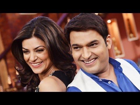 Sushmita Sen Having Fun On Comedy Nights With Kapi