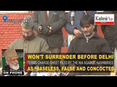 JRL hits out at army chief over Kashmir remarks