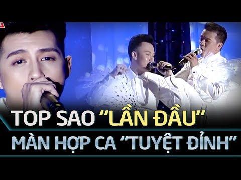 Liên khúc Trăng Đan TRường, Cầm Ly, Đàm Vĩnh Hưng và Top 3 Tuyệt Đỉnh Song Ca