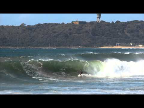 Durban's big swell 25-31 August 2014