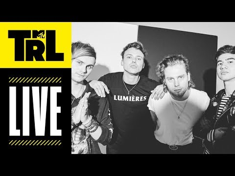5 Seconds of Summer &  the Cast of 'MTV Winter Break: Hunter Mountain' Today!   TRL Weekdays at 4pm
