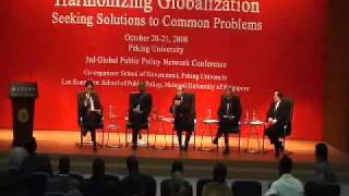 Harmonizing Globalization - Seeking Solutions To Common Problems: Day Two - Pt 1