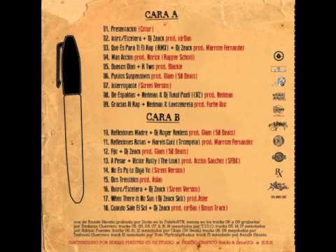 Rxnde Akozta - Cuando Sale El Sol (Links de Descarga de Etcetera) (Con Letra) (Tacklists)