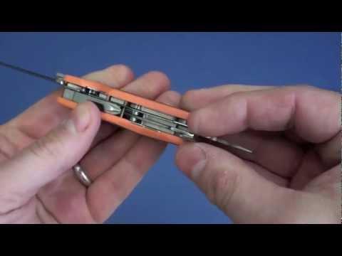 Відеоогляд мультитула Gerber Bear Grylls Pocket Tool