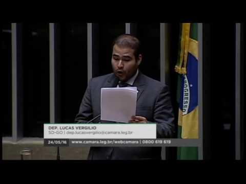 Lucas Vergilio enaltece SINCOR Goiás