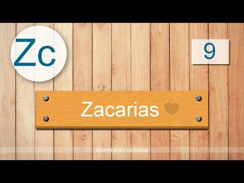 Zacarias 9 - Bíblia em Audio - ARC