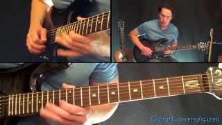 Epic Guitar Solo Lesson - Faith No More - Famous Solos