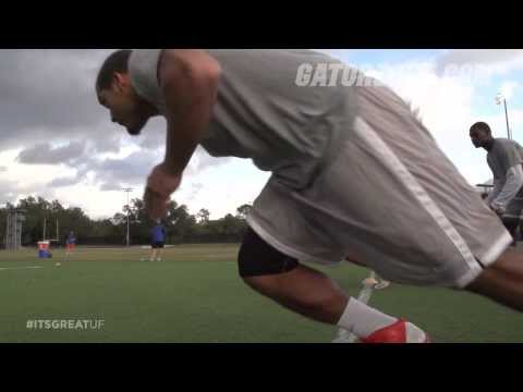 Vernon Hargreaves III Interview 1/24/2014 video.