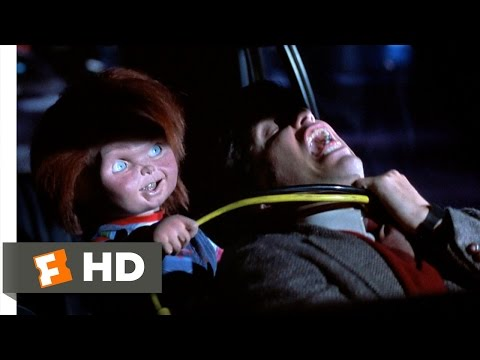 Child's Play (1988) - Chucky Attacks Mike Scene (5/12) | Movieclips