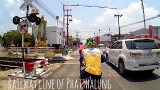 Phatthalung Thailand  City new picture : Day 4 South Thailand Tour - Thale Noi - Phatthalung