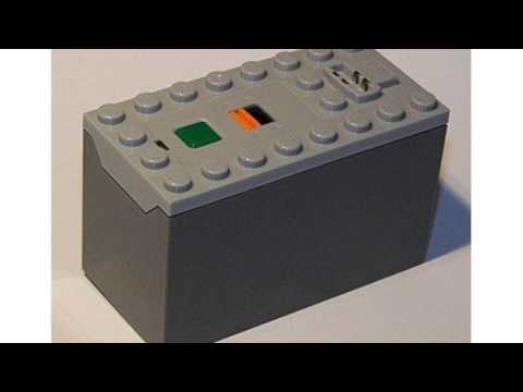 Video Video ad for the Power Functions Aaa Battery Box 88000